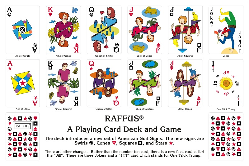 Image of Version Two RAFFUS Poster Two